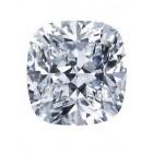 Diamant taille coussin certifié