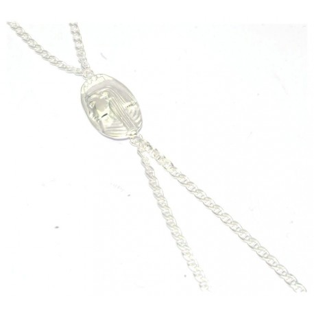 Bracelet de doigt argent motif égyptienne